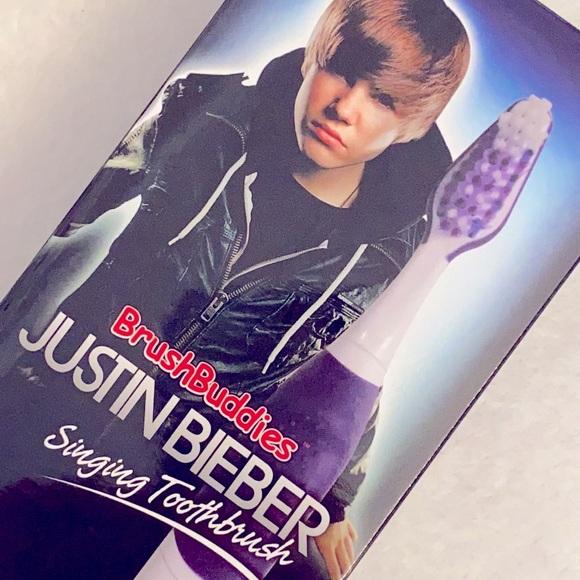 Brush Buddies Justin Bieber Singing Toothbrush